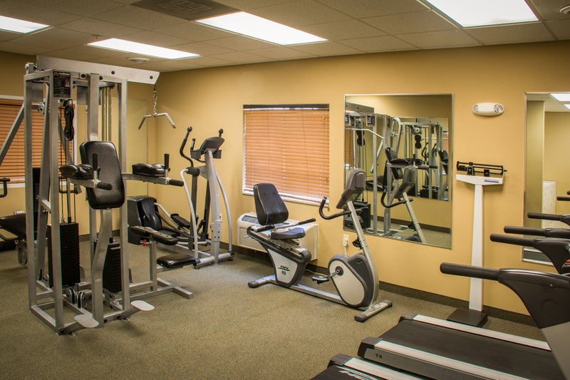 Candlewood Suites South Bend Airport-24 Hour Fitness Center<br/>Image from Leonardo