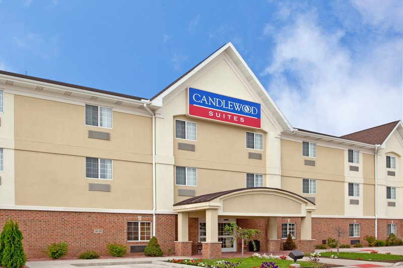 Candlewood Suites South Bend Airport-Welcome to the Candlewood Suites!<br/>Image from Leonardo