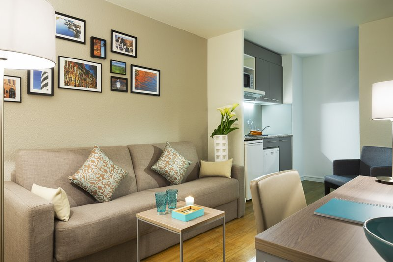 Citadines Wilson Toulouse-1-bedroom Deluxe Apartment, Citadines Wilson Toulouse<br/>Image from Leonardo