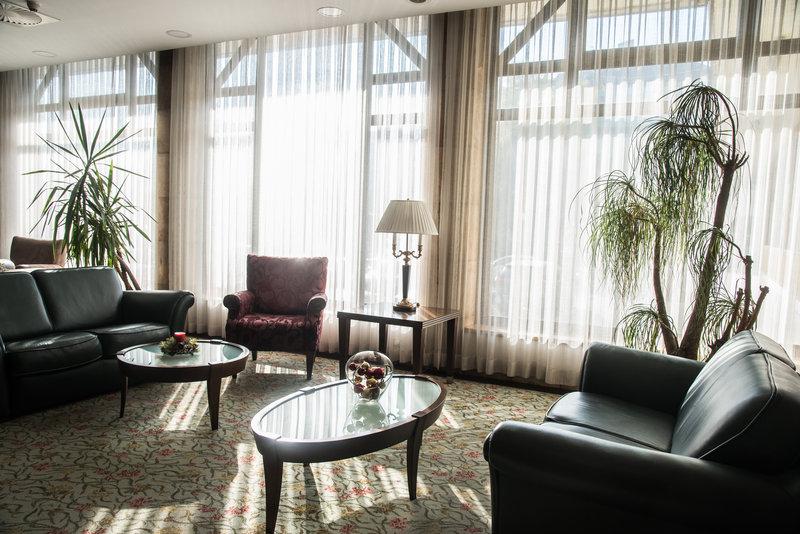 Holiday Inn Skopje-Hotel Lobby<br/>Image from Leonardo