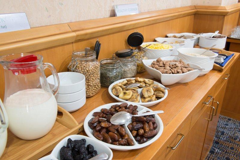 Holiday Inn Skopje-Breakfast Area<br/>Image from Leonardo