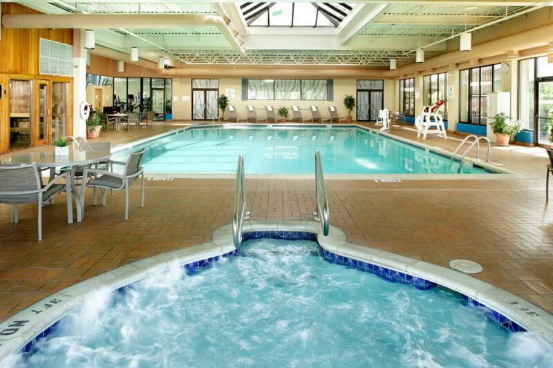 Holiday Inn Wilkes Barre - East Mountain-Indoor Pool, Sauna and Spa<br/>Image from Leonardo