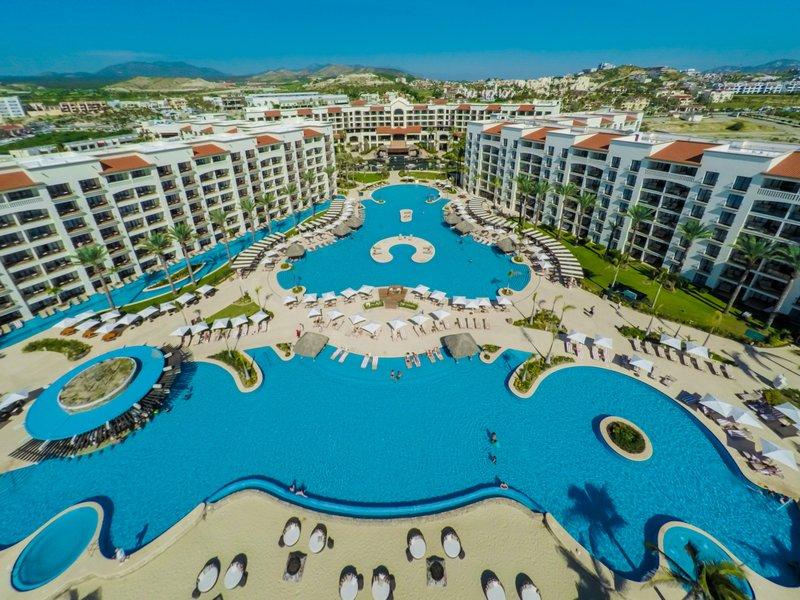 Hyatt Place Los Cabos - Hyatt Ziva Los Cabos Aerial <br/>Image from Leonardo