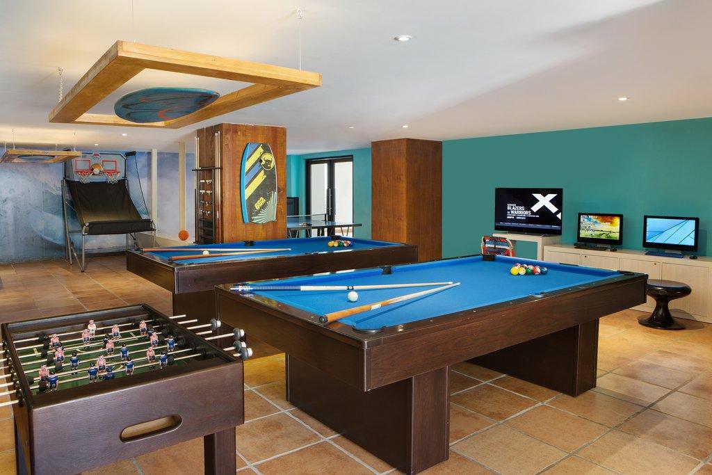 Hyatt Ziva Los Cabos - Hyatt Ziva Los Cabos Teens Club <br/>Image from Leonardo
