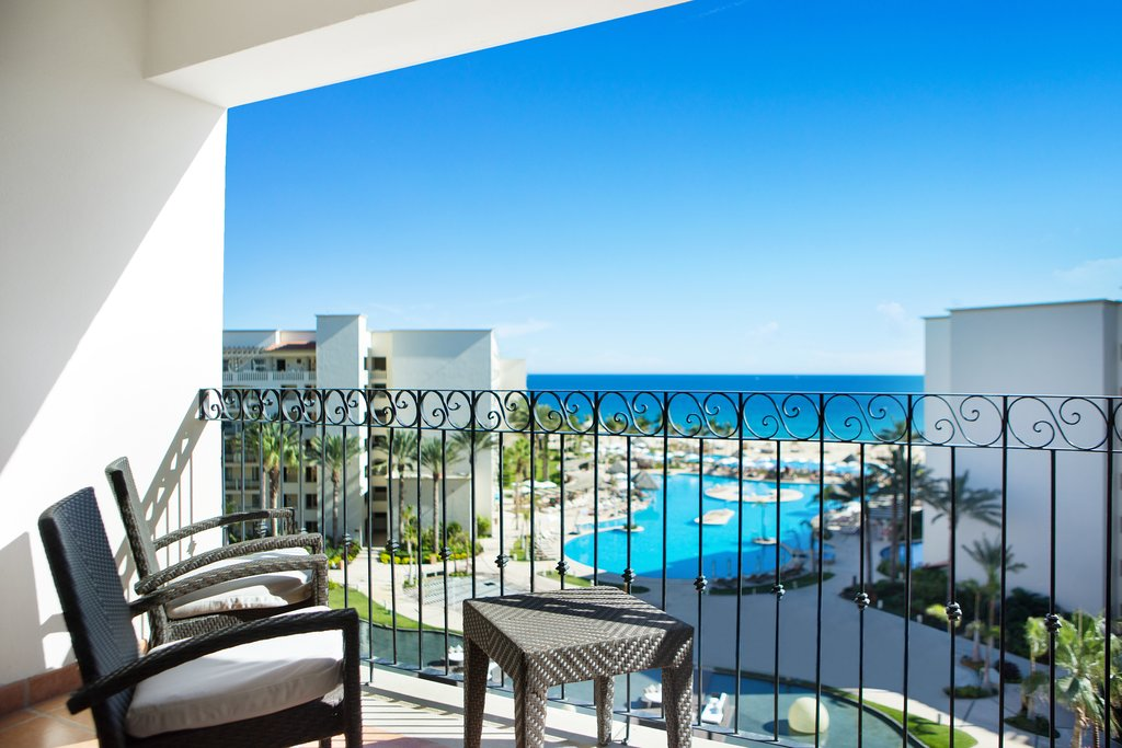 Hyatt Ziva Los Cabos - Hyatt Ziva Los Cabos Club Ocean View Master View <br/>Image from Leonardo