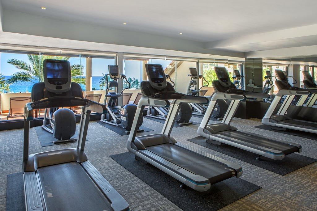 Hyatt Ziva Los Cabos - Hyatt Ziva Los Cabos Fitness Center <br/>Image from Leonardo