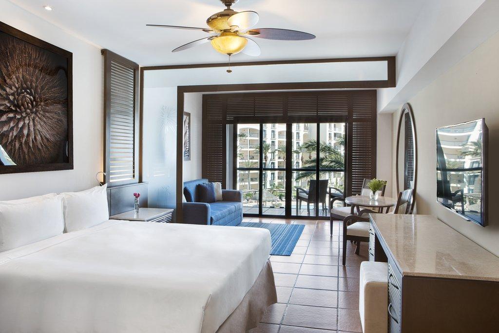 Hyatt Ziva Los Cabos - Hyatt Ziva Los Cabos Ocean View Master King Room <br/>Image from Leonardo