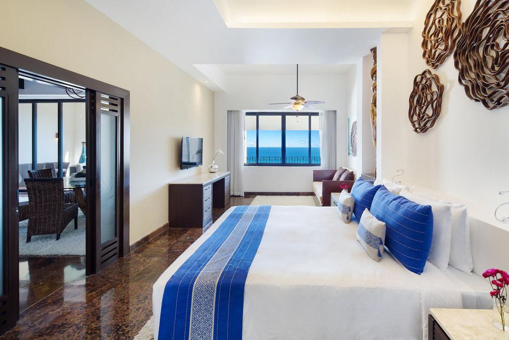 Hyatt Ziva Los Cabos - Hyatt Ziva Los Cabos Presidential Suite Master Bedroom <br/>Image from Leonardo