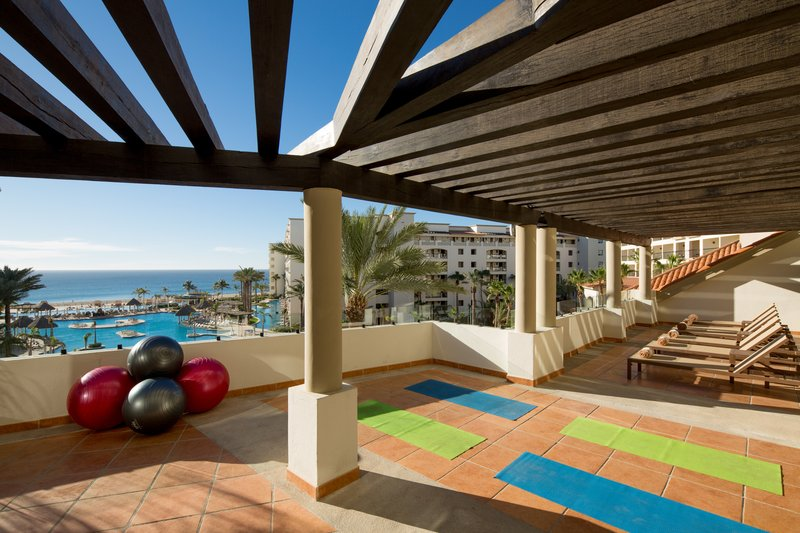 Hyatt Ziva Los Cabos - Hyatt Ziva Los Cabos Fitness Center Exterior Side <br/>Image from Leonardo
