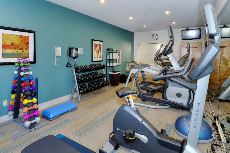 Holiday Inn Express & Suites The Villages-New Fitness Center Holiday Inn Express & Suites The Villages<br/>Image from Leonardo