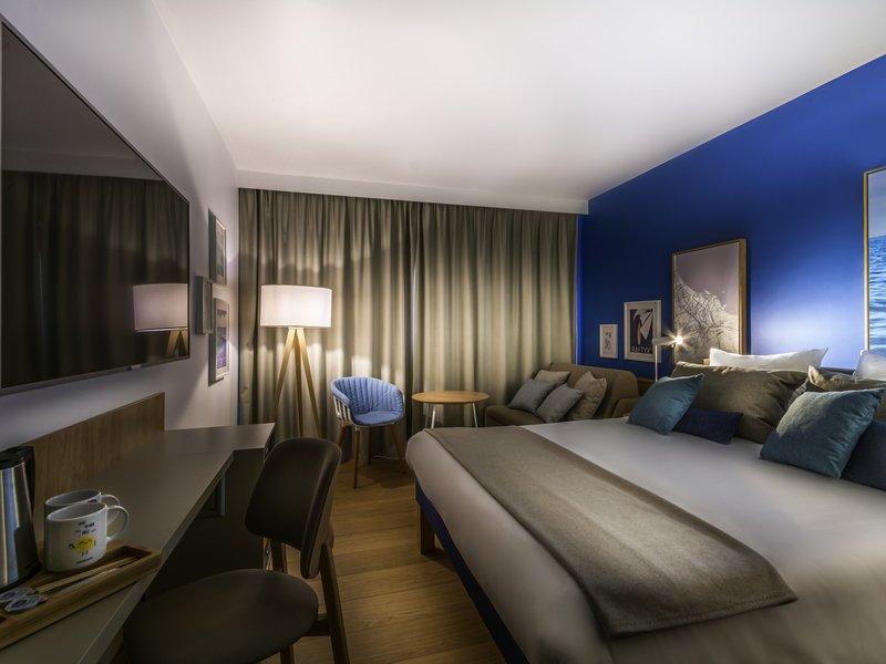 Novotel Gdansk Marina-Guest Room<br/>Image from Leonardo