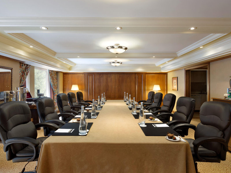 Fairmont Chateau Whistler-Meeting Room<br/>Image from Leonardo