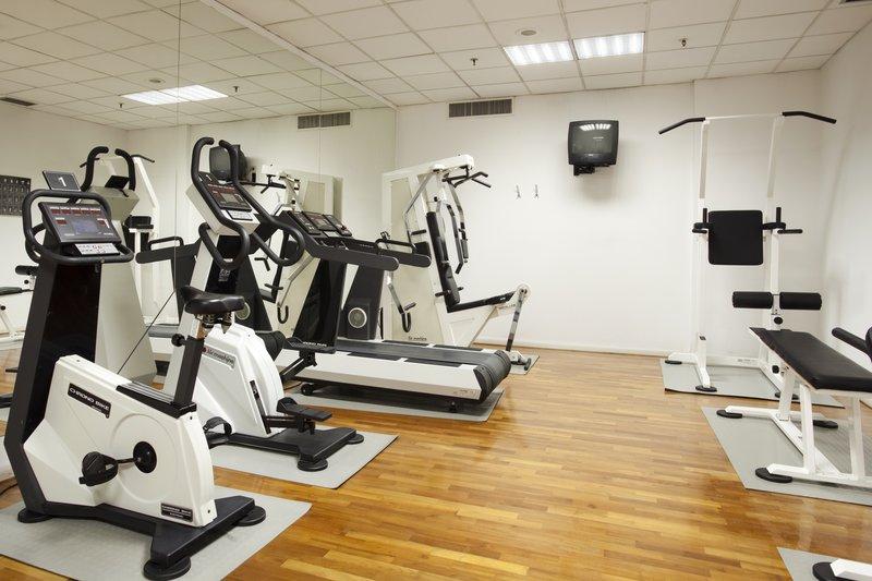 Holiday Inn Skopje-Gym<br/>Image from Leonardo