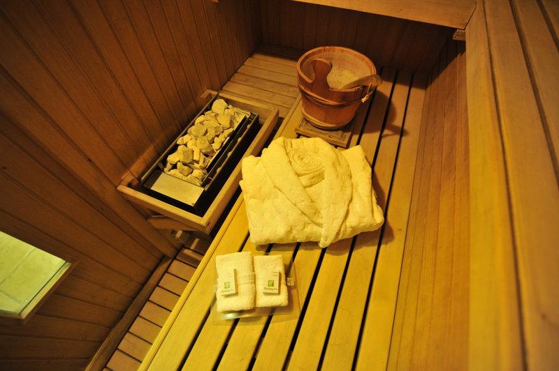 Holiday Inn Skopje-Sauna<br/>Image from Leonardo