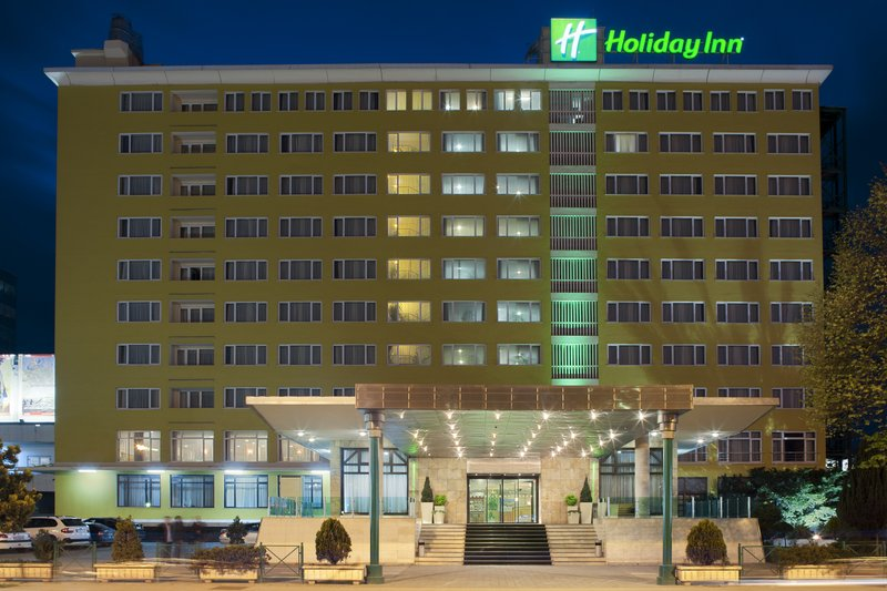 Holiday Inn Skopje-Hotel Exterior<br/>Image from Leonardo