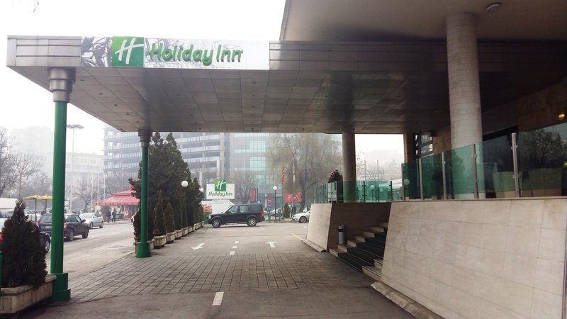 Holiday Inn Skopje-Exterior Feature<br/>Image from Leonardo