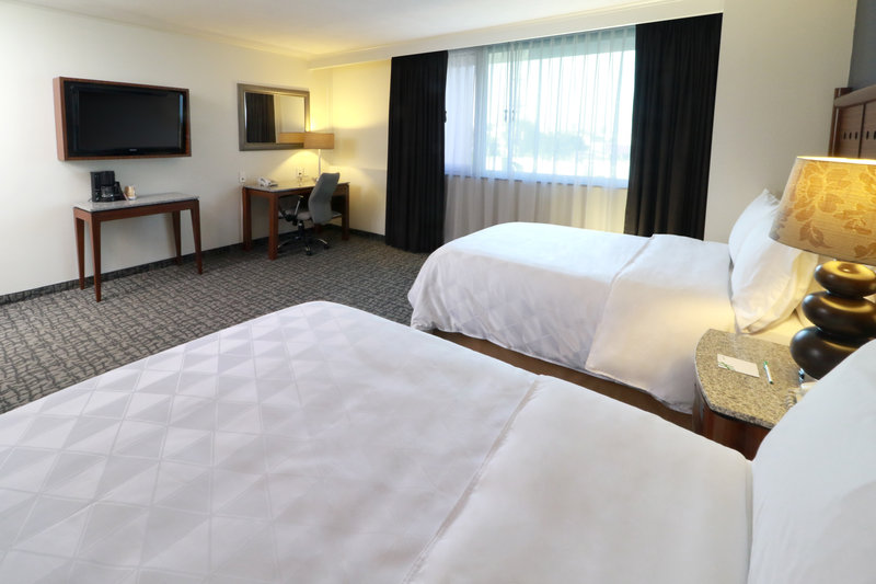 Holiday Inn Ciudad de Mexico-Trade Center-Deluxe Room<br/>Image from Leonardo