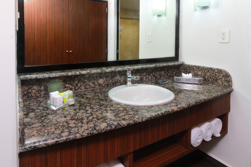 Holiday Inn Ciudad de Mexico-Trade Center-Bathroom Amenities<br/>Image from Leonardo