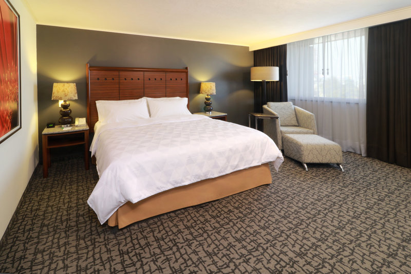 Holiday Inn Ciudad de Mexico-Trade Center-Executive Room<br/>Image from Leonardo