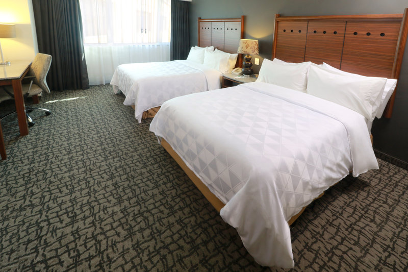 Holiday Inn Ciudad de Mexico-Trade Center-Double Bed Guest Room<br/>Image from Leonardo