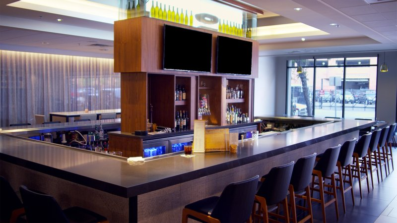 Crowne Plaza Downtown Denver-The Lockwood Kitchen and Bar<br/>Image from Leonardo