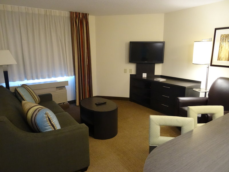 Candlewood Suites Wichita-Airport-One Bedroom Suite - Living Room<br/>Image from Leonardo