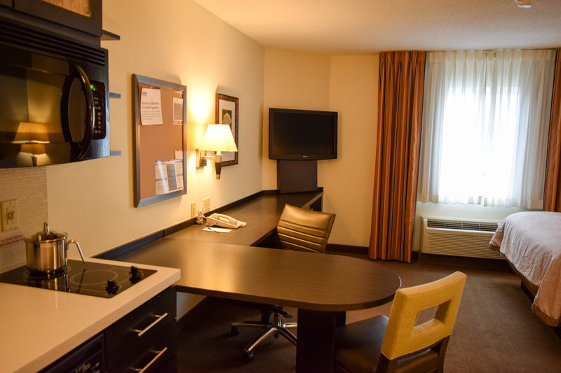 Candlewood Suites Wichita-Airport-Our studio suites have everything you need!<br/>Image from Leonardo