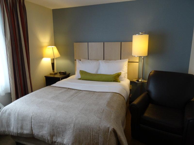 Candlewood Suites Wichita-Airport-Studio Suite - Bed<br/>Image from Leonardo