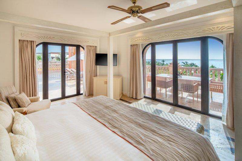 Sanctuary Cap Cana - Sanctuary Cap Cana Terrace Tower Suite Master Bedroom <br/>Image from Leonardo