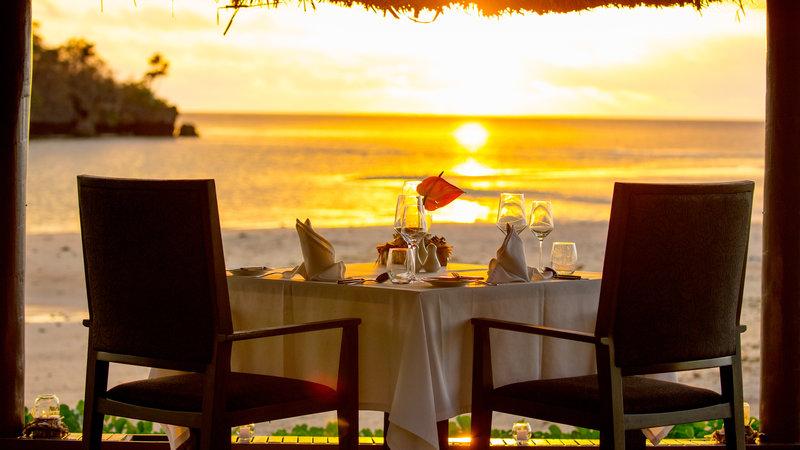InterContinental Fiji Golf Resort & Spa-Private Cabana Dining<br/>Image from Leonardo