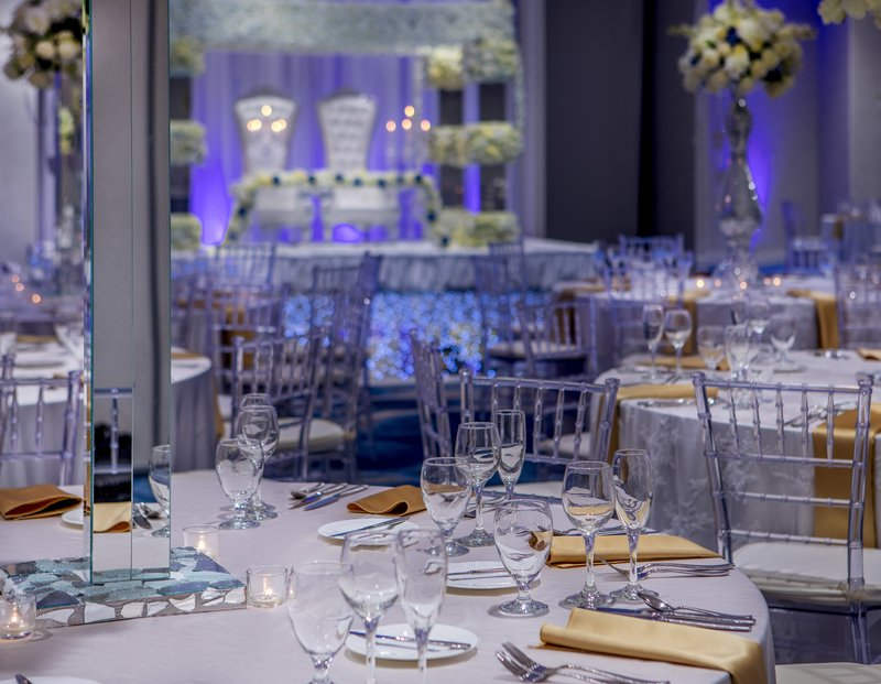 Crowne Plaza Boston - Woburn-Book your wedding or big event in our brand new ballroom!<br/>Image from Leonardo