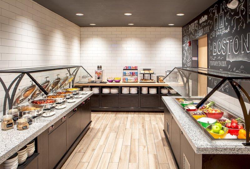Crowne Plaza Boston - Woburn-Breakfast Buffet in the Scoreboard<br/>Image from Leonardo