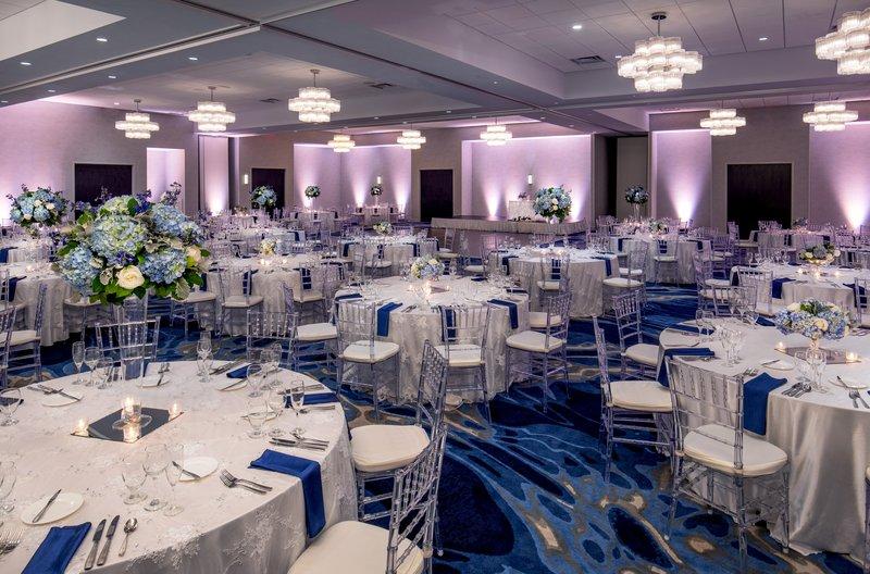 Crowne Plaza Boston - Woburn-Ballroom<br/>Image from Leonardo