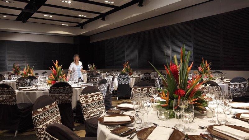 InterContinental Fiji Golf Resort & Spa-Banquet in Natadola Ballroom<br/>Image from Leonardo