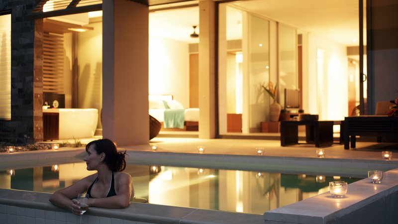 InterContinental Fiji Golf Resort & Spa-King Club Suite with Plunge Pool<br/>Image from Leonardo