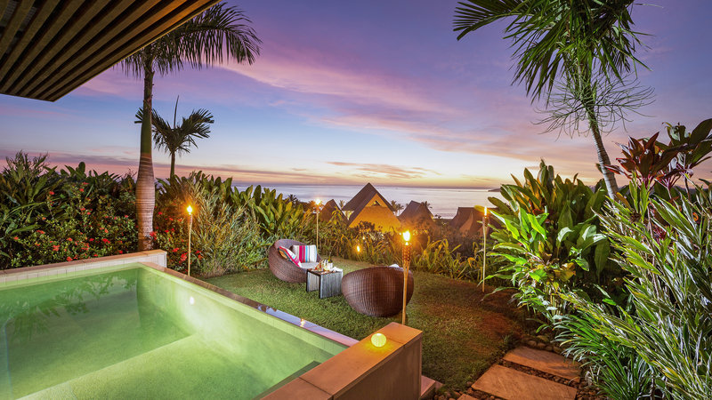 InterContinental Fiji Golf Resort & Spa-Club Bedroom Suite with Plunge Pool<br/>Image from Leonardo