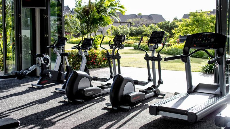 InterContinental Fiji Golf Resort & Spa-Fitness Center 24 hours<br/>Image from Leonardo