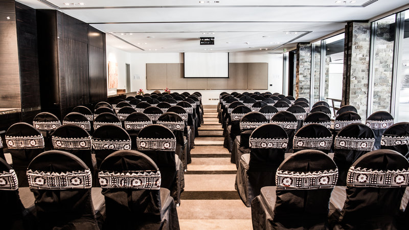 InterContinental Fiji Golf Resort & Spa-Meeting Room set up theatre style<br/>Image from Leonardo