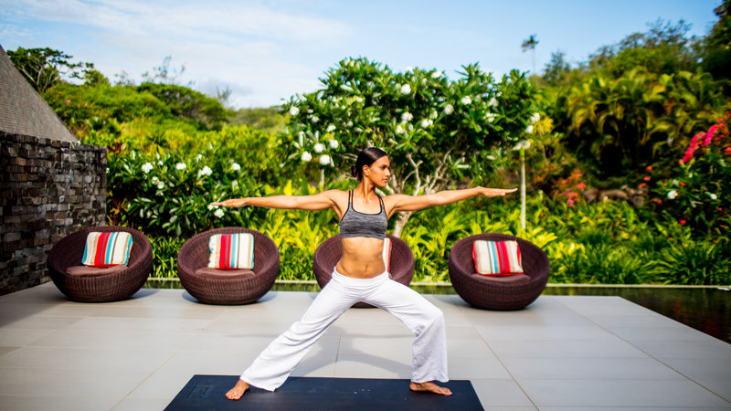 InterContinental Fiji Golf Resort & Spa-Stretch Yoga at the Spa InterContinental<br/>Image from Leonardo