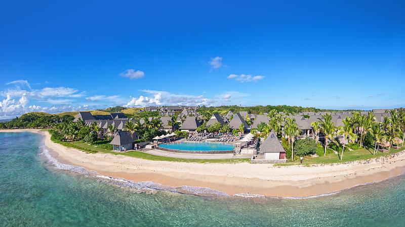 InterContinental Fiji Golf Resort & Spa-Resort Aerial View<br/>Image from Leonardo