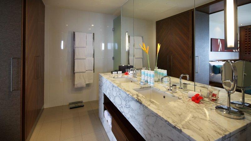 InterContinental Fiji Golf Resort & Spa-Club InterContinental Bathroom<br/>Image from Leonardo