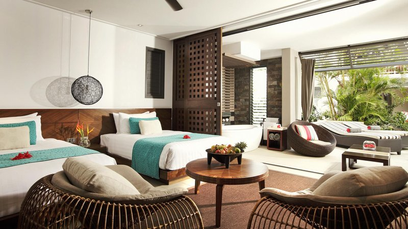 InterContinental Fiji Golf Resort & Spa-Double Bed Guest Room<br/>Image from Leonardo