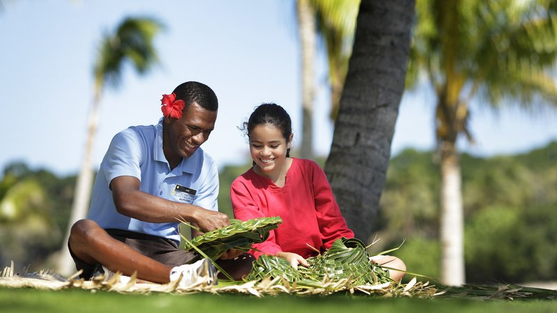 InterContinental Fiji Golf Resort & Spa-Weaving<br/>Image from Leonardo