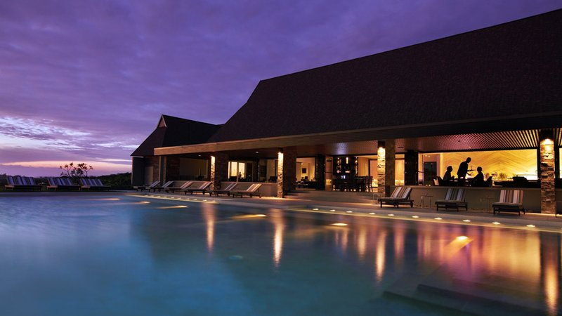 InterContinental Fiji Golf Resort & Spa-Club Lounge Evening<br/>Image from Leonardo