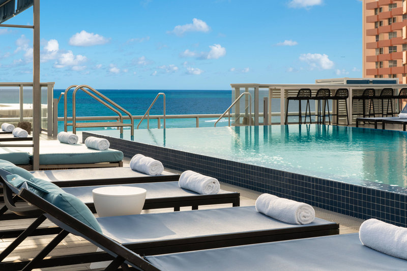 AC Hotel Miami Beach-Outdoor Rooftop Pool<br/>Image from Leonardo