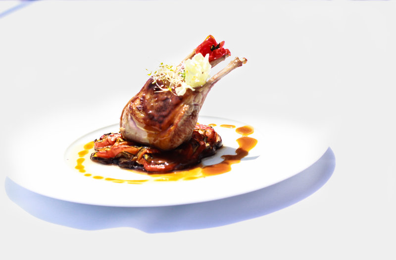 Holiday Inn Cannes-Menu Item<br/>Image from Leonardo