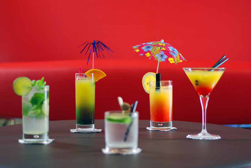 Holiday Inn Cannes-Cocktail Selection<br/>Image from Leonardo