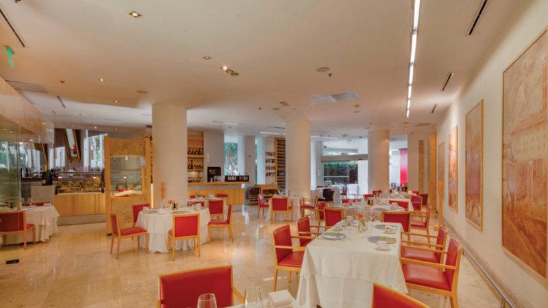 Holiday Inn Express Puebla-Fine Dining<br/>Image from Leonardo