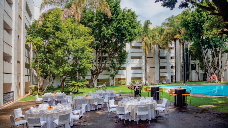 Holiday Inn Express Puebla-Special Events<br/>Image from Leonardo