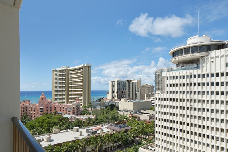 Waikiki Beachcomber By Outrigger - Partial Oceanview Double <br/>Image from Leonardo
